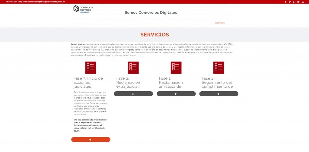 ejemplo web negocio 5