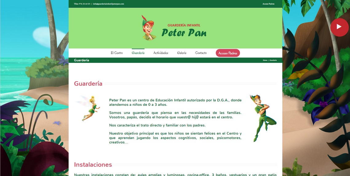 Guardería Peter Pan