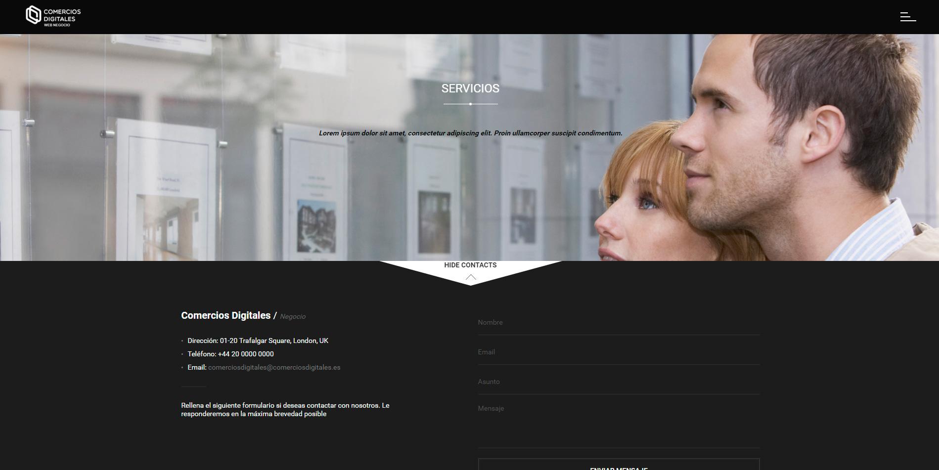 ejemplo web negocio 4
