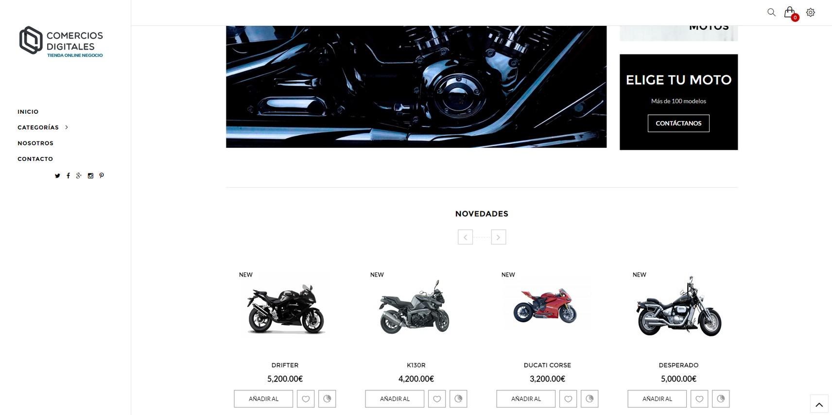 ejemplo tienda online negocio 5